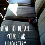 7 strategies for removing wax stains from vehicle interiors