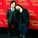 Bet on thrones peter dinklage welcomes madame tussauds wax figure