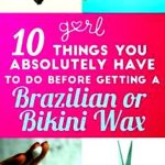 Bikini wax tips what you ought to know prior to getting laser hair removal 'down there'
