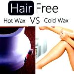 Cold waxing versus hot waxing laser hair removal