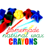 Homemade natural wax crayons » daily mother