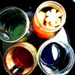 How you can dye wax with crayons out of your stash