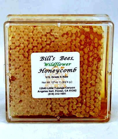 Bill's bees — 100% pure raw beeswax berry farmers Market pickup