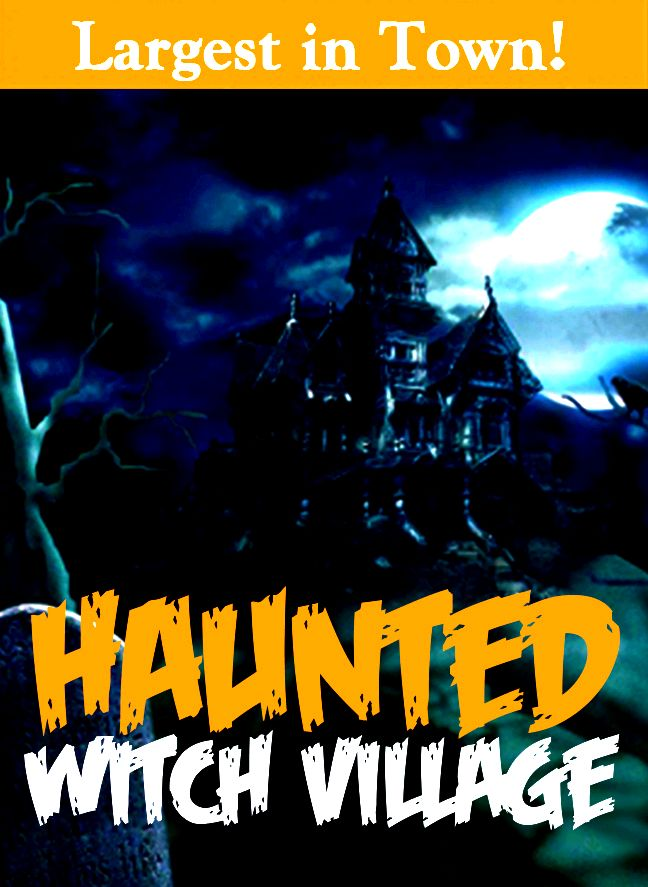 haunted village