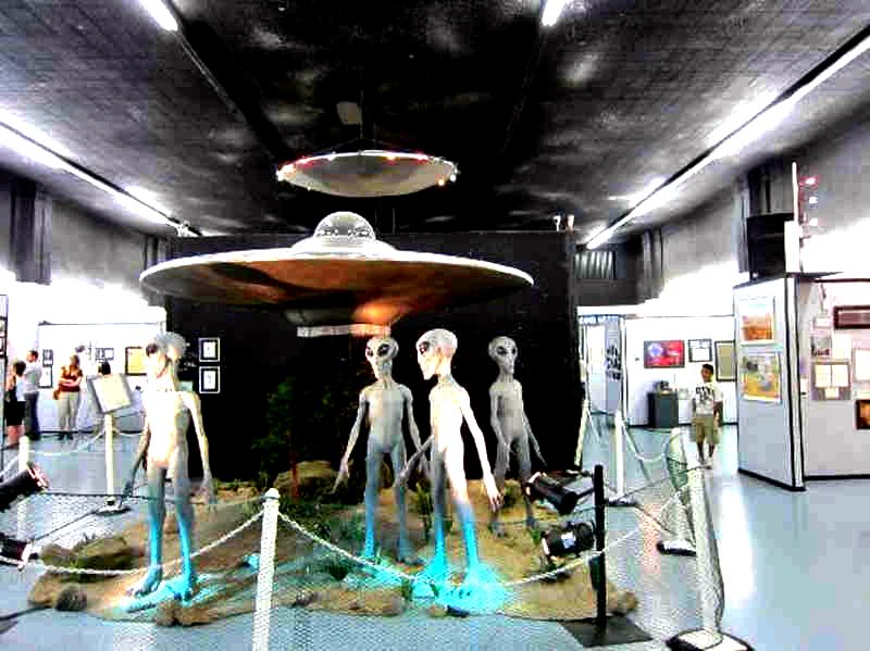 International UFO Museum and Research Centre