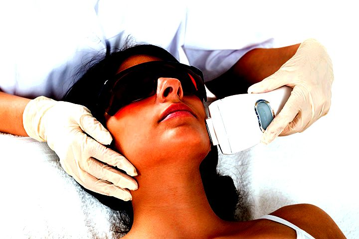 Safe laser hair removal while pregnant hair regrowth