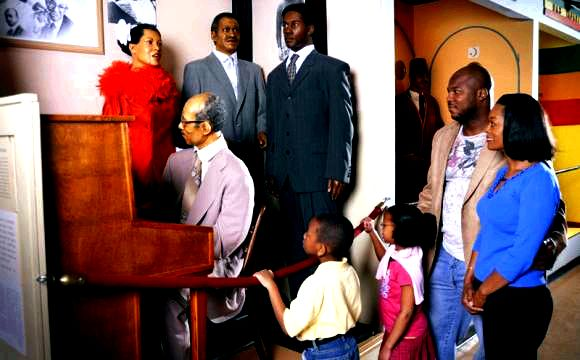 National great blacks in wax museum singers within the