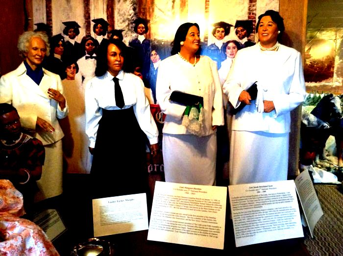 National great blacks in wax museum Condition College Choir