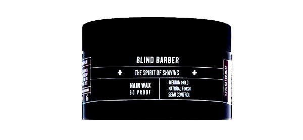 Blind Barber 60 Proof Hair Wax For Men