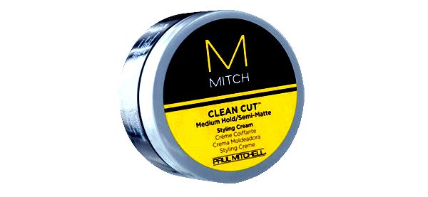 Paul Mitchell Men Clean Cut Medium Hold Styling Hair Cream For Men