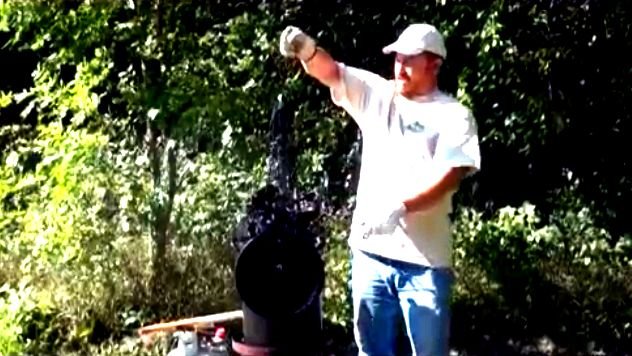 Trapline preparation how you can dye wax and dip your trapstrapper predator caller iron oxide