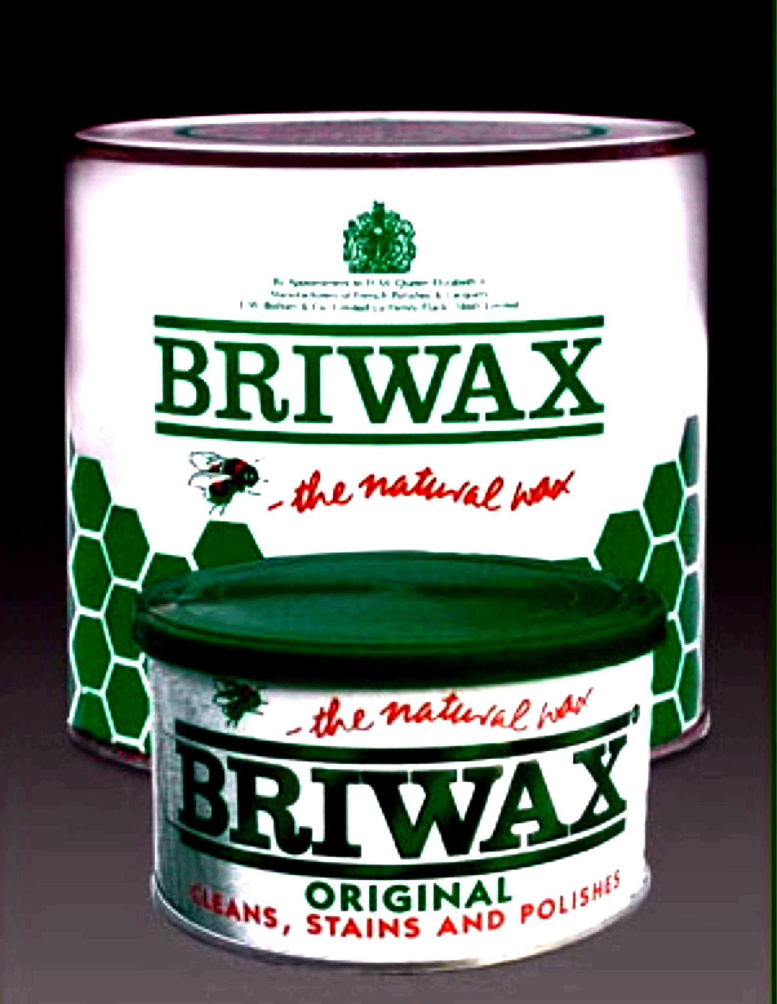 Trg products briwax wax products then any finish that