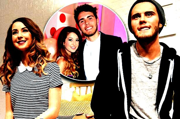 Youtube stars zoe sugg alfie deyes to make into wax statues for madame tussauds london historic shakers